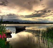 Calm Waters  by doublevision