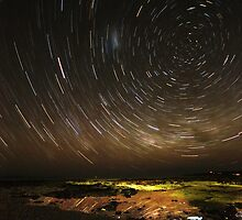 Star trails by Arek Rainczuk