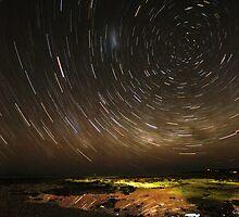 Star trails by Arek Rainczuk