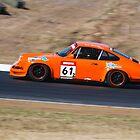 Graeme Cook - 1971 Porsche 911 RS by WantedImages