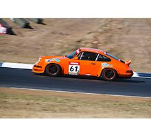 Graeme Cook - 1971 Porsche 911 RS Photographic Print