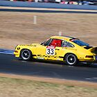 Greg Keene - 1973 Porsche 911 RS by WantedImages