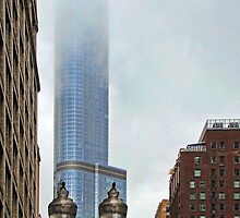 Chicago Fog by JCBimages