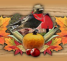 festive thanksgiving by cardtricks