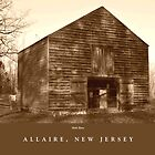 Mule Barn, Allaire, NJ by Jaee Pathak