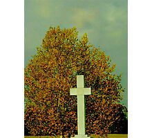 A Prayer of Thanksgiving Photographic Print