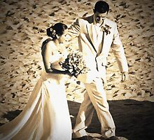 Just Married by Terri~Lynn Bealle