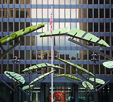 New Leaves @ Federal Plaza by JCBimages