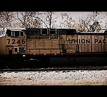 Union Pacific by Tonye Banks