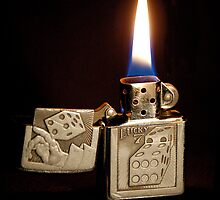 Zippo, God of Fire by Timothy Meissen