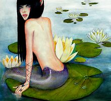 PaiMei the mermaid by KimTurner