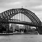 Sydney Harbour Bridge by Eve Parry