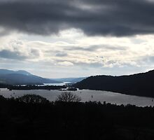 Lake Windermere by jon  daly
