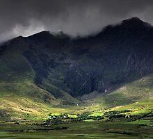 Break in the clouds by Bob Culshaw