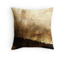 Stealing The Wind Throw Pillow