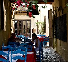 Taverna Couple by phil decocco