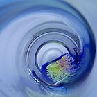 Blue wave in a vase by CaptKremmen