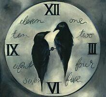 Odin's Ravens by Rhiannon Mowat