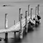 The Jetty VI by Garth Smith