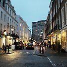 Chelsea Evening by Alice McMahon