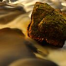 Rushing Rock by JRCollection