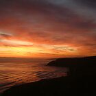 Red Sea UK Scarborough E coast by TREVOR34