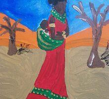 Desert Queen by Alison Pearce