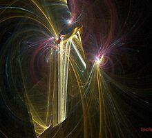 Sparklers by Dana Roper