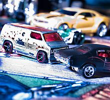 Boys Toys Series 1 - Cars by A.David Holloway