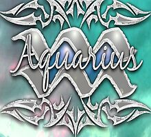 astrology aquarius by cardtricks