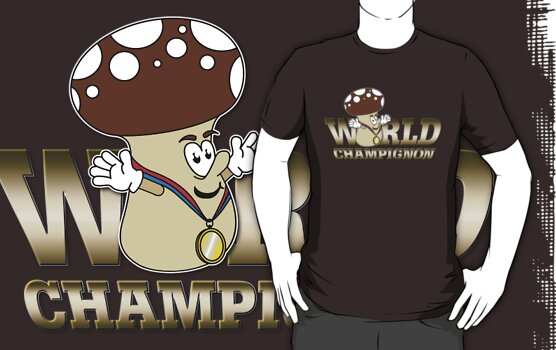 World Champignon by Naf4d