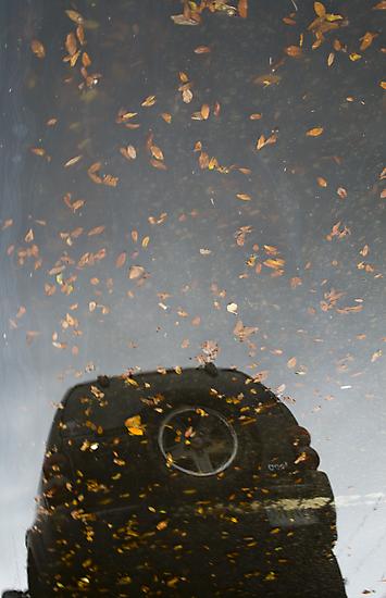 Reflections-Left Behind by Glenn Rickborn Jr.
