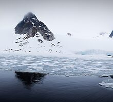 Woodfjord - Svalbard by Phil Bain
