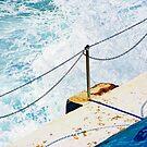 Bondi Splash by Sarah  Lawrence