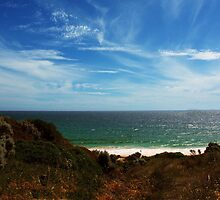 Land, sea and skyscape by georgieboy98