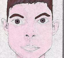 The Portrait  by stitchgrin