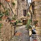 Spello vespa by oreundici
