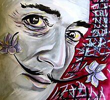 Salvador Domingo Felipe Jacinto Dalí i Domènech by johnnysandler