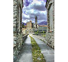 Bobbio - Italy Photographic Print