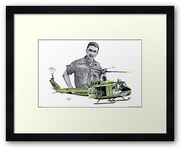 """Vietnam Warrior"" by Trenton Hill"