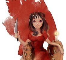 Girl 2 | Pumpkin Carver by Erica Rosario