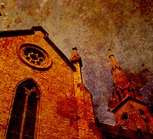 The Chapel by reflector