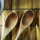 Wooden Spoons by carlosporto
