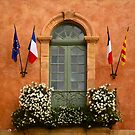 Flags - Rousillon by Jack Jansen