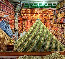 Jerusalem Spice Merchant  by NeilAlderney