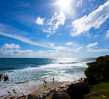 Beachscape VII by Chris Thornley