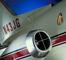 Airplane Fuselage by Kent DuFault