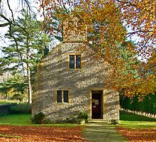 The Church - Hutton le Hole by Trevor Kersley