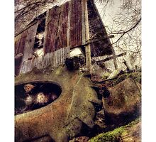 Farming heritage - Homer, nr Much Wenlock by rharris-images