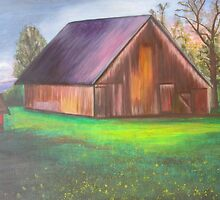 The Ranch by Leslie Gustafson
